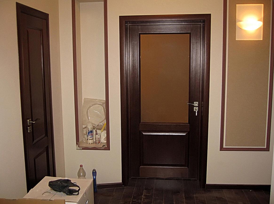 двери Porta-Prima в интерьере