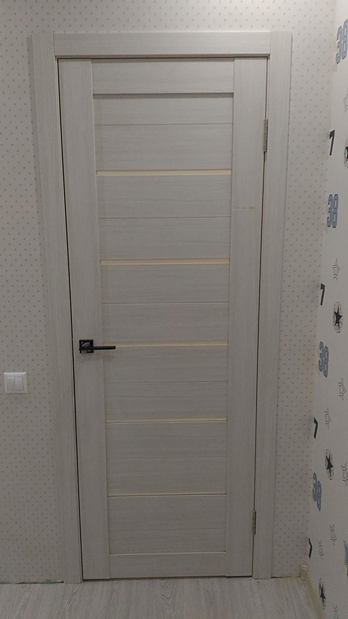 дверь межкомнатная экошпон