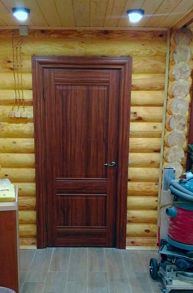 Установка дверей Профиль Дорс