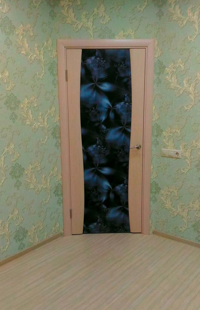дверь в квартире