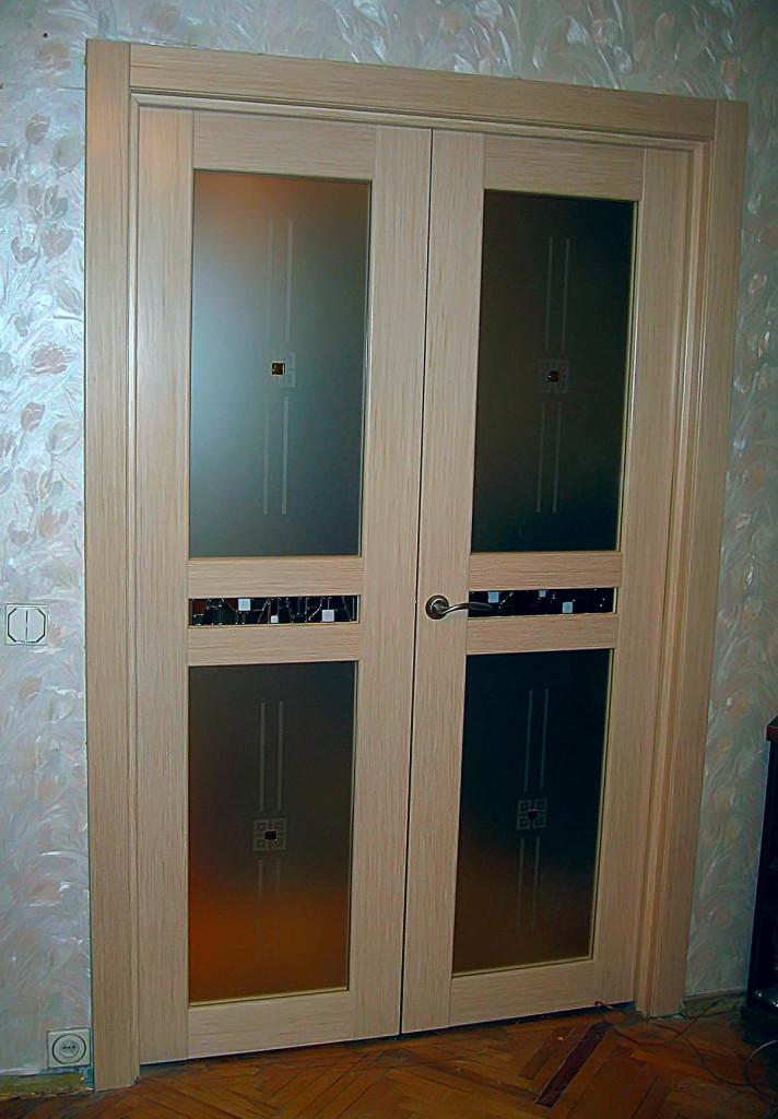 2-я распашная дверь