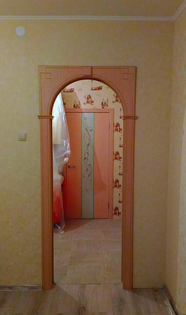 установка арки Пушкино