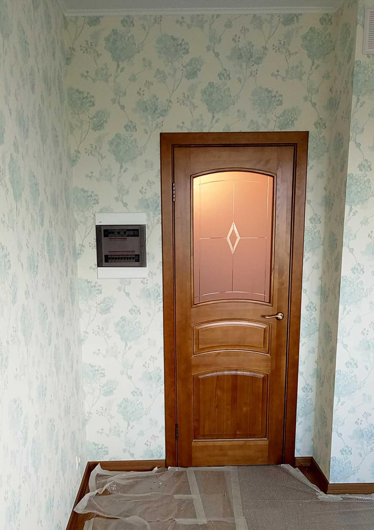 дверь массив Юбилейный