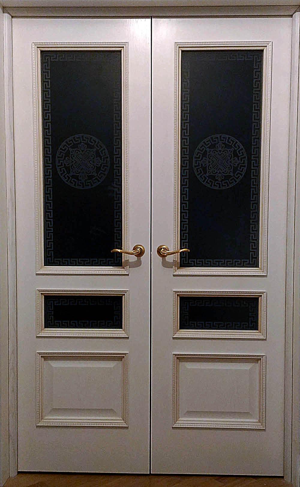 двери в квартире