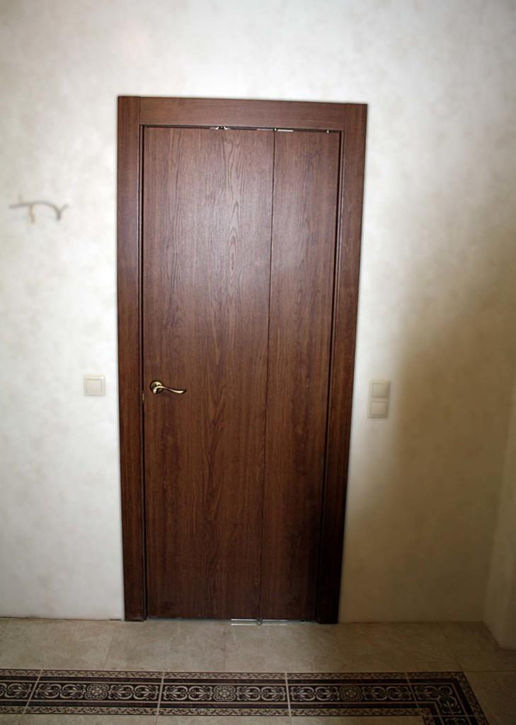 дверь складная Эстет системы Heft