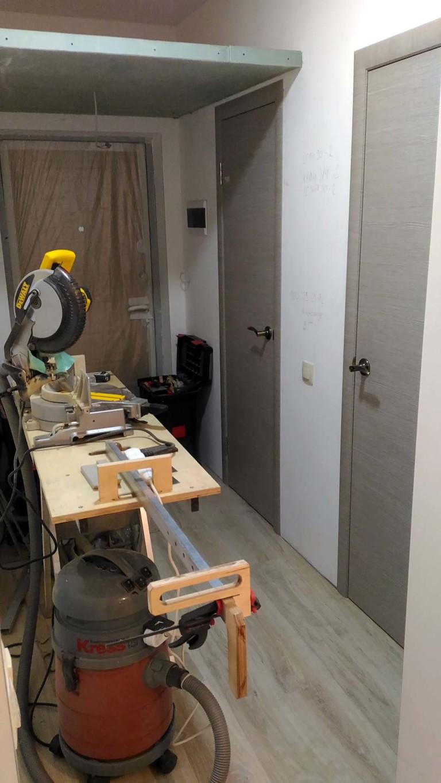 установка дверей инструмент